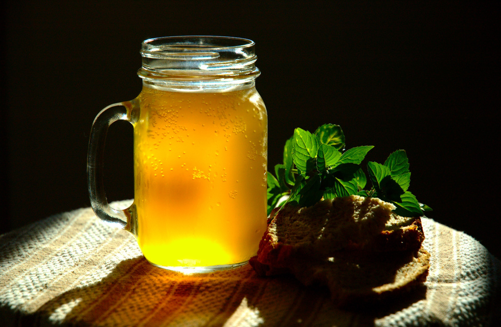 Kvass (Slavic Beer)