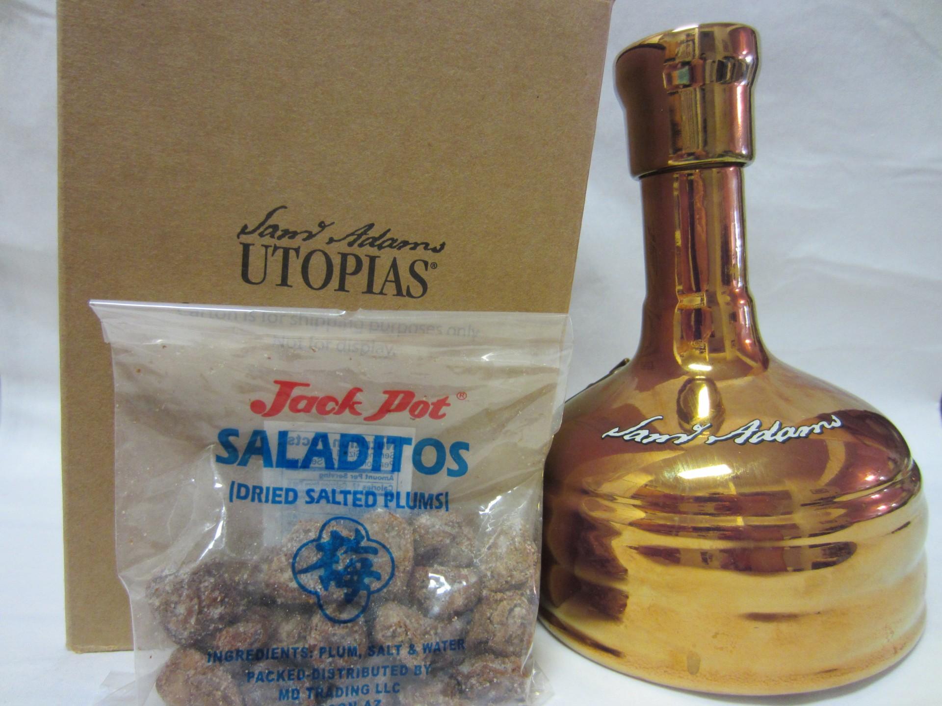 Saladito Beer