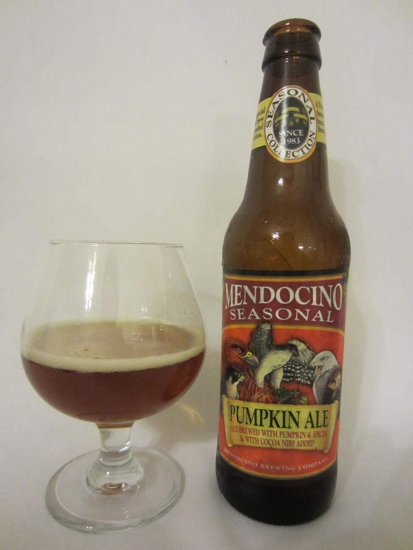 Pumpkin Ale - Mendocino Brewing Company