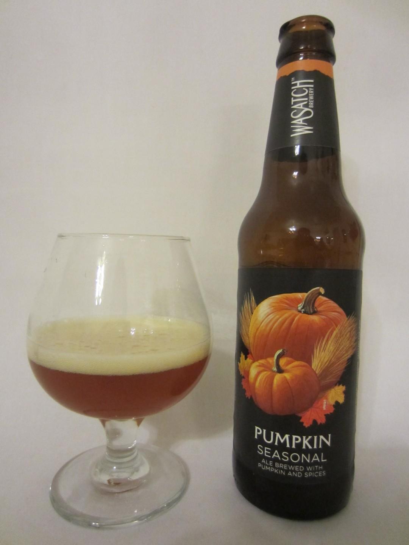 Wasatch Pumpkin Ale