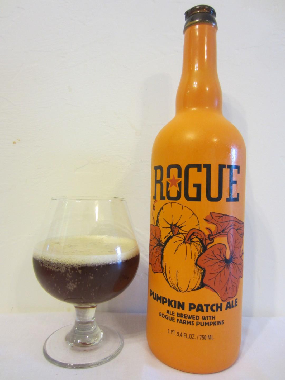 Rogue Farms Pumpkin Patch Ale - Rogue Ales