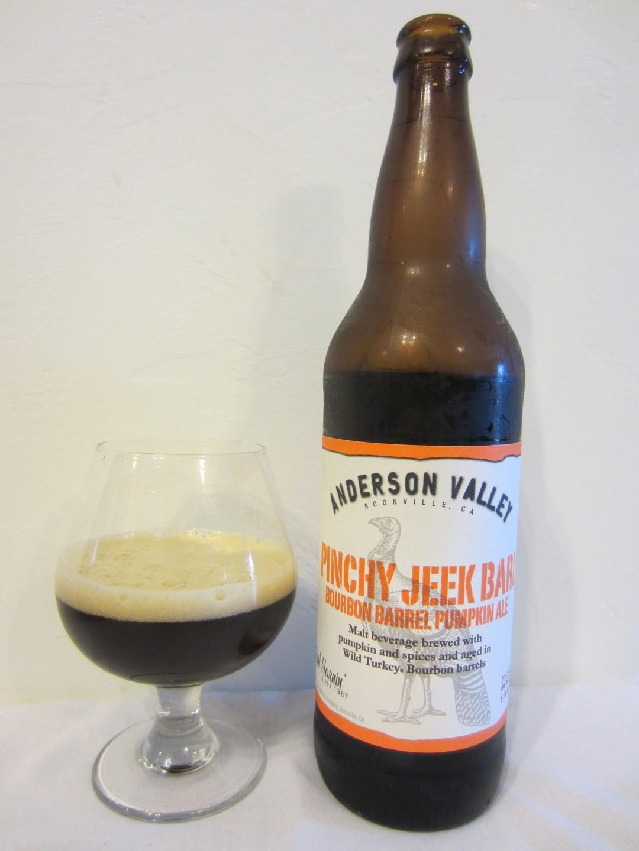Pinchy Jeek Barl - Anderson Valley Brewing Company