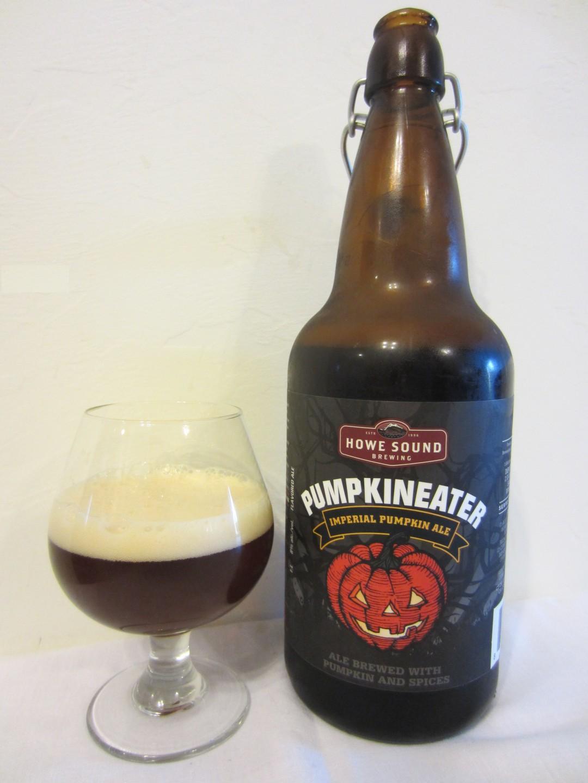 Pumpkineater - Howe Sound Inn & Brewing Company