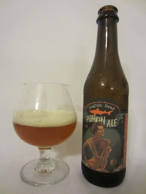 Punkin Ale - Dogfish Head Brewery