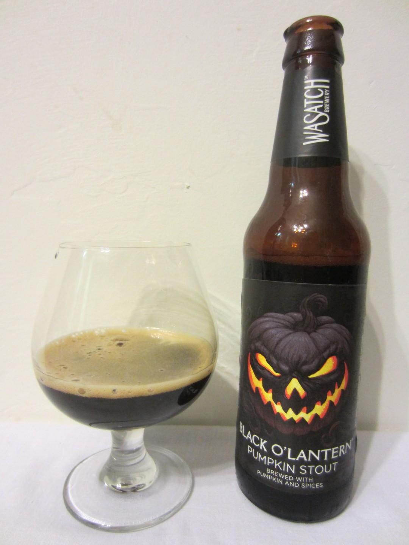 Wasatch Black O'Lanter