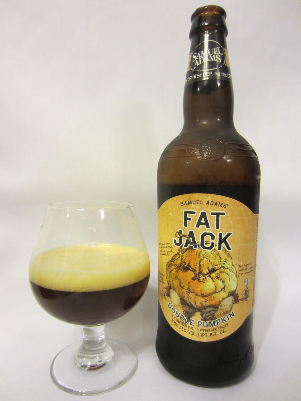 Samuel Adams Fat Jack Double Pumpkin Ale