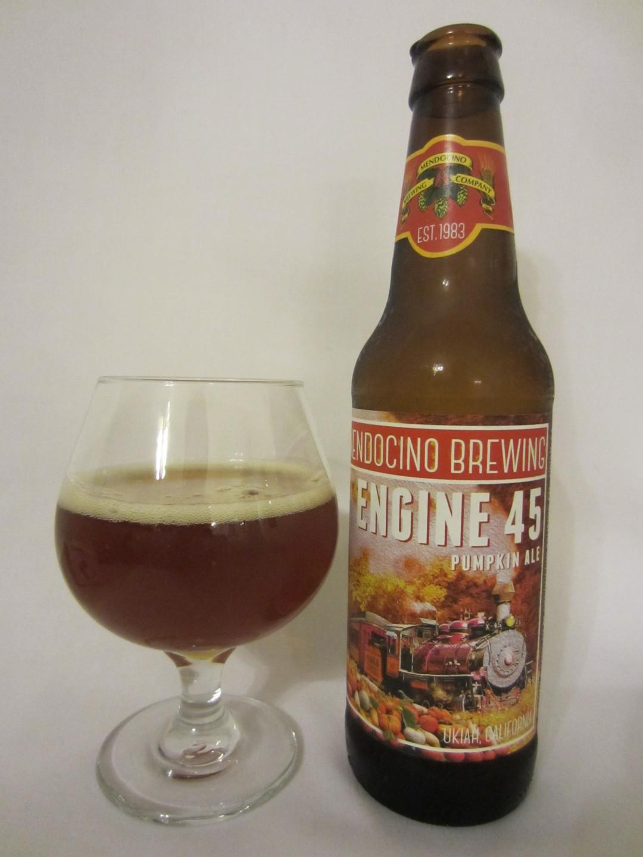Engine 45 - Mendocino Brewing Company