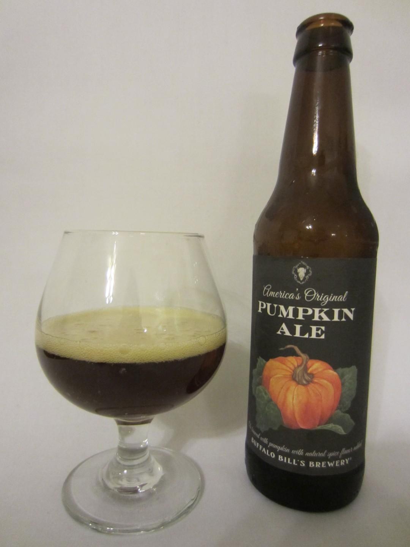 Buffalo Bill's Pumpkin Ale - Buffalo Bill's Brewery