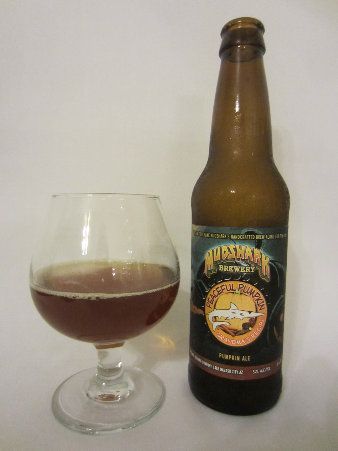 Peaceful Pumpkin - Mudshark Brewing Co.