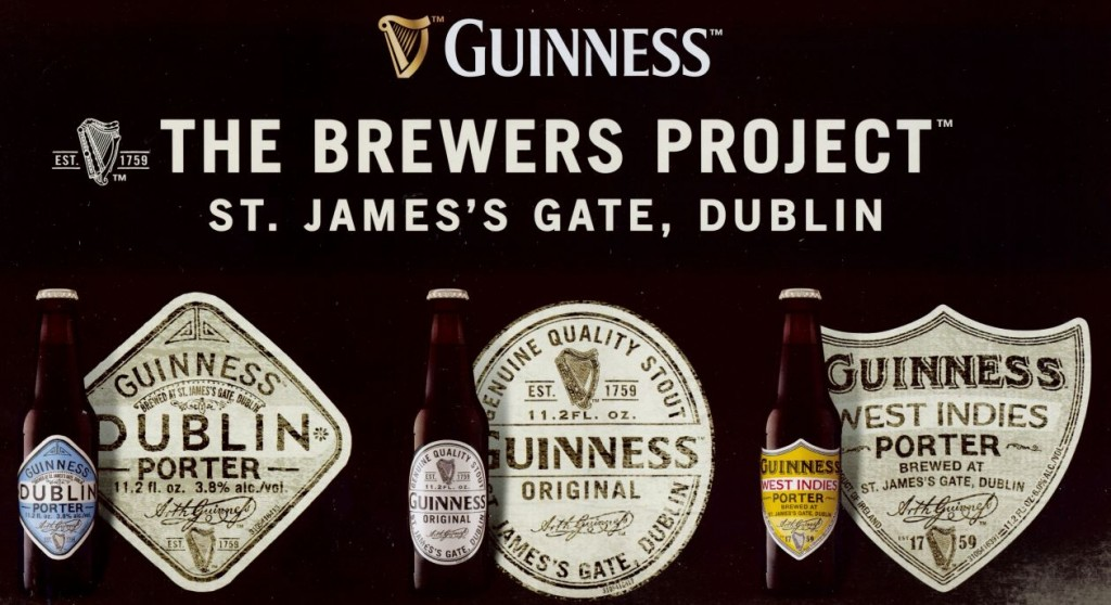 Guinness The Brewers Project