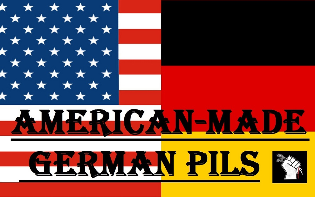 American-Made German Pilseners