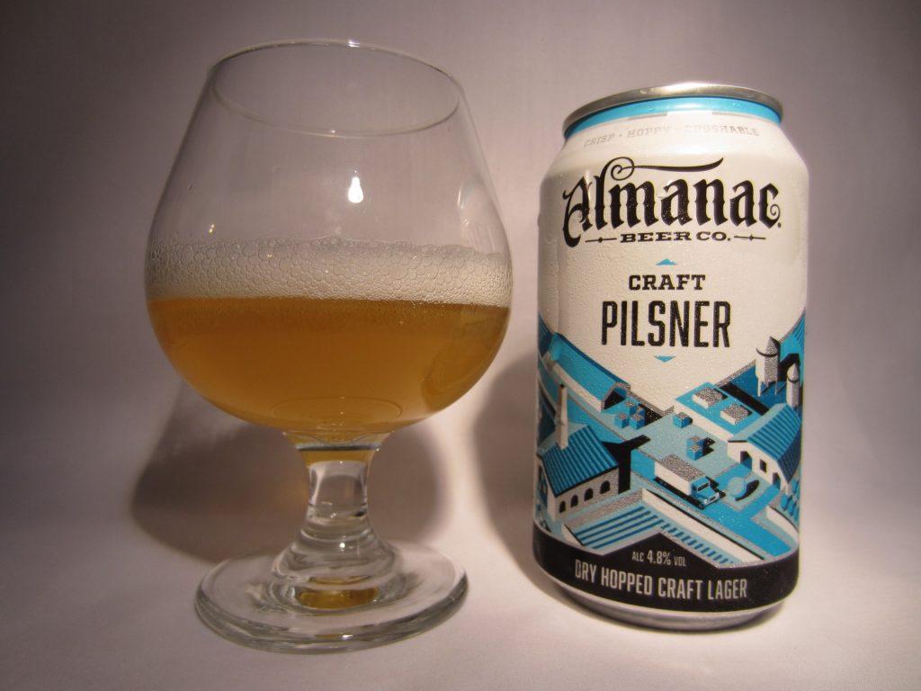Craft Pilsner (Almanac Beer Co.)