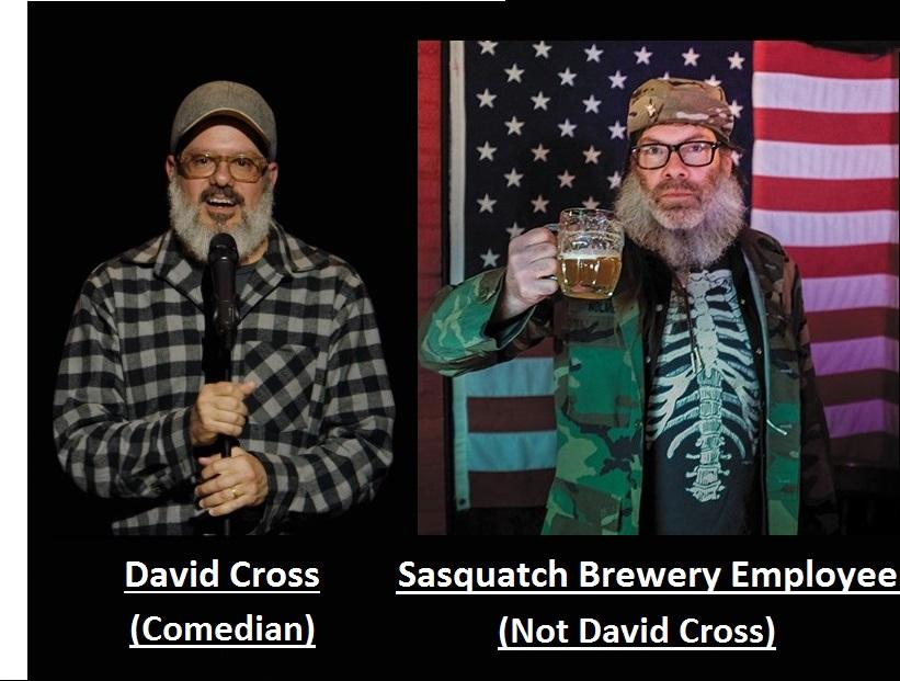 David Cross vs. Douglass Styer