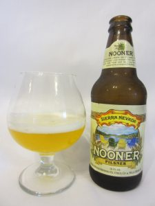 Nooner Pilsner (Sierra Nevada Brewing Co.)