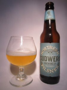 Northern Pilsner (Sudwerk Brewing Company)