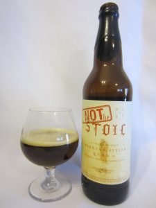 Not The Stoic (2015 Vintage) Review