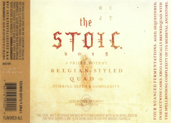 The Stoic (2015 Vintage)