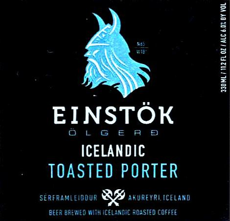 Einstök's Icelandic Toasted Porter