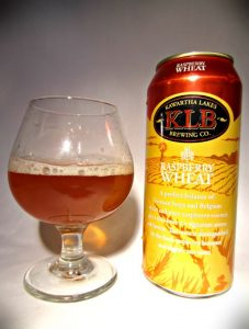 KLB Raspberry Wheat