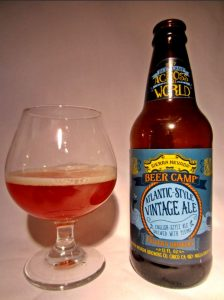 Atlantic Style Vintage Ale: (Sierra Nevada & Fuller's)