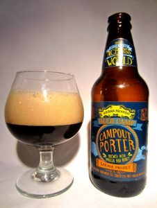 Campout Porter: (Sierra Nevada & Garage Project)