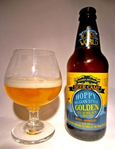 Hoppy Belgian-Style Golden (Sierra Nevada & Duvel Moortgat)