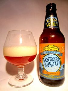 Raspberry Sundae Ale: (Sierra Nevada & The Bruery)