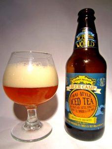 Thai-Style Iced Tea Ale: (Sierra Nevada & Mikkeller)