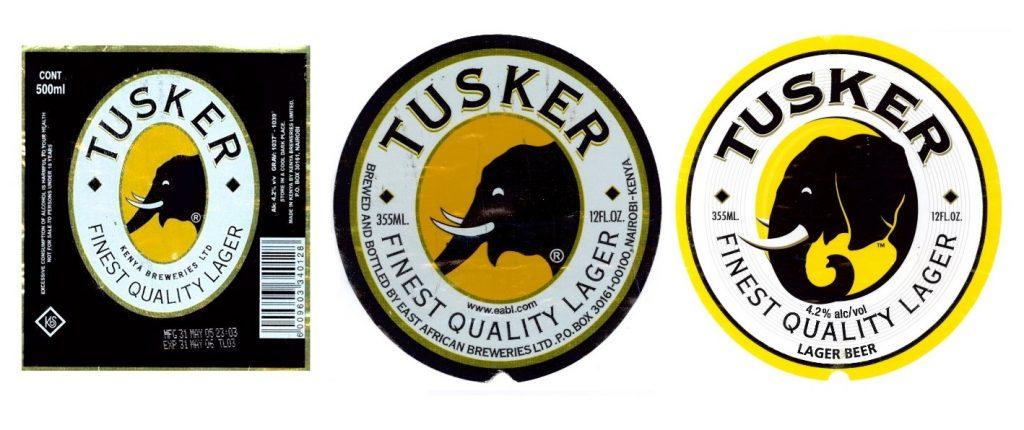 Tusker Labels