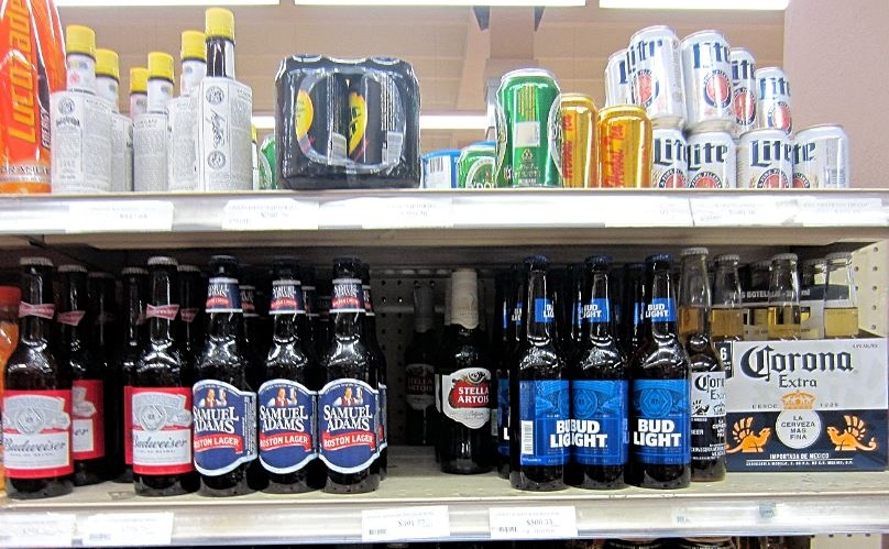 Beer in Kingston at Sovereign Supermarket