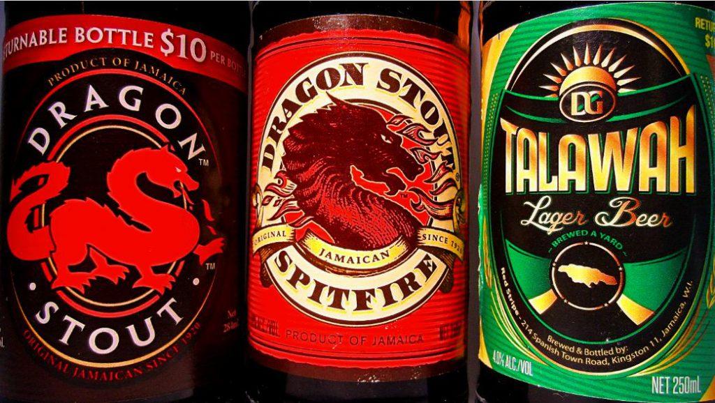 Beers of Jamaica