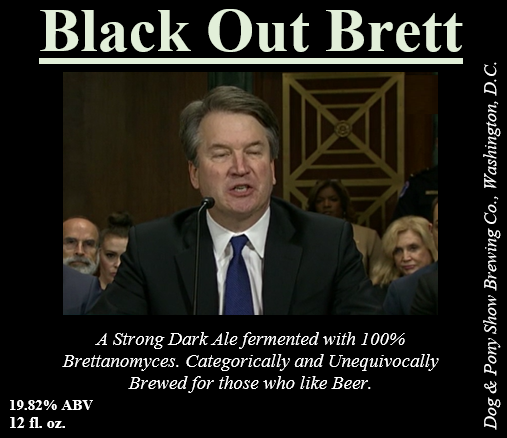 Black Out Brett