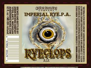 Arbor Brewing Company Ryeclops