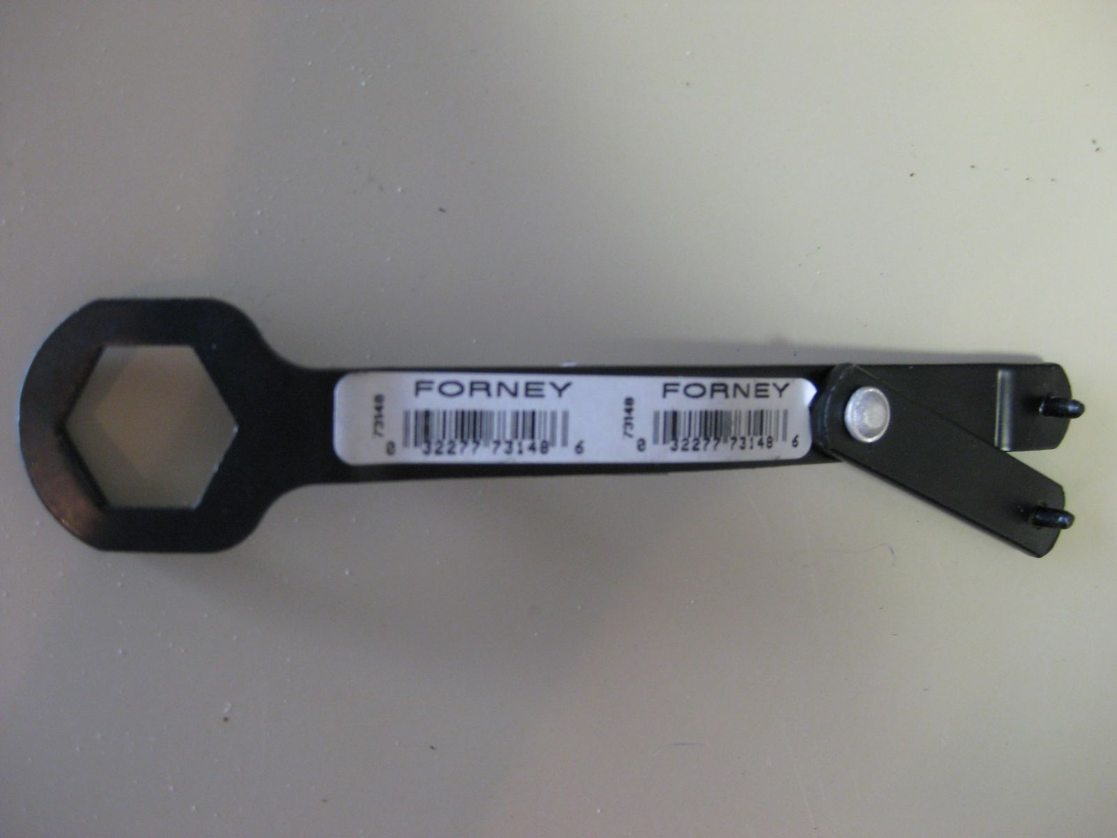 Adjustable Spanner Wrench Closed