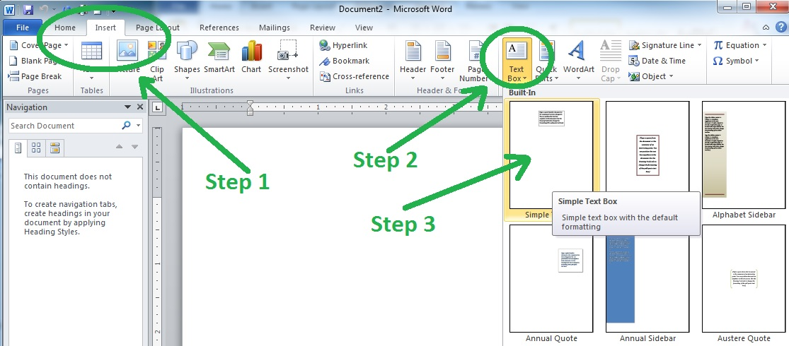 Creating and Formatting Labels In MICROSOFT WORD