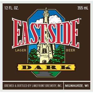 Lakefront Brewery East Side Dark