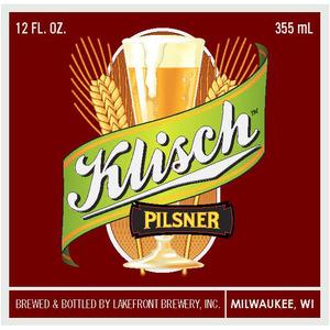 Lakefront Brewery Klisch
