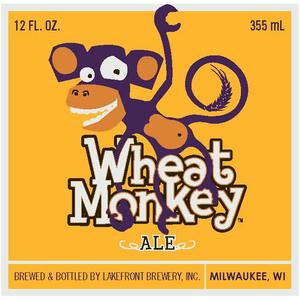 Lakefront Brewery Wheat Monkey