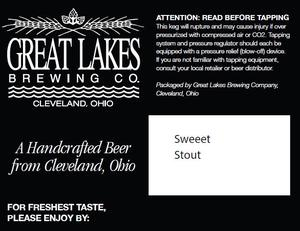 The Great Lakes Brewing Co Sweeet