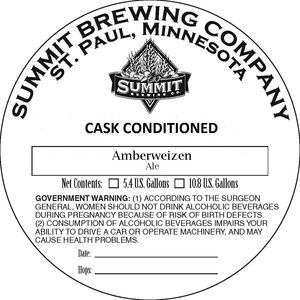 Summit Amberweizen