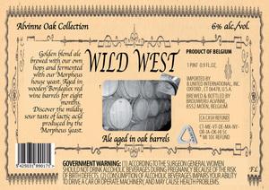 Alvinne Oak Collection Wild West
