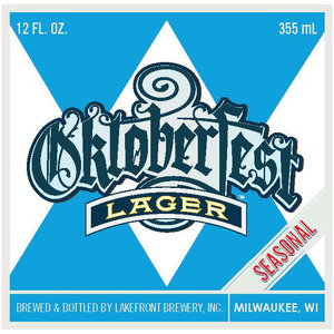 Lakefront Brewery Oktoberfest