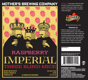 Mother's Brewing Company Imperial Three Blind Mice