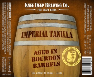 Knee Deep Brewing Company Imperial Tanilla