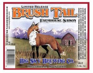 Brush Tail