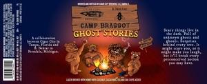 Cigar City Brewing Camp Braggot Ghost Stories