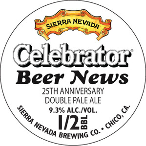 Sierra Nevada Celebrator Beer News 25th Anniversary