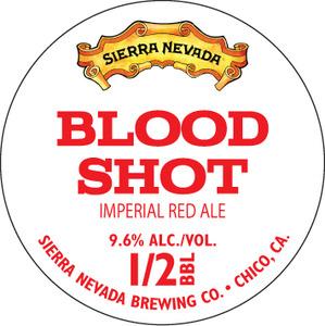 Sierra Nevada Blood Shot