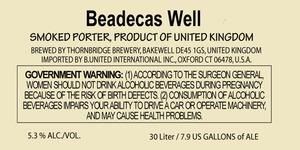 Beadecas Well
