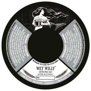 Coronado Brewing Company Wet Willy